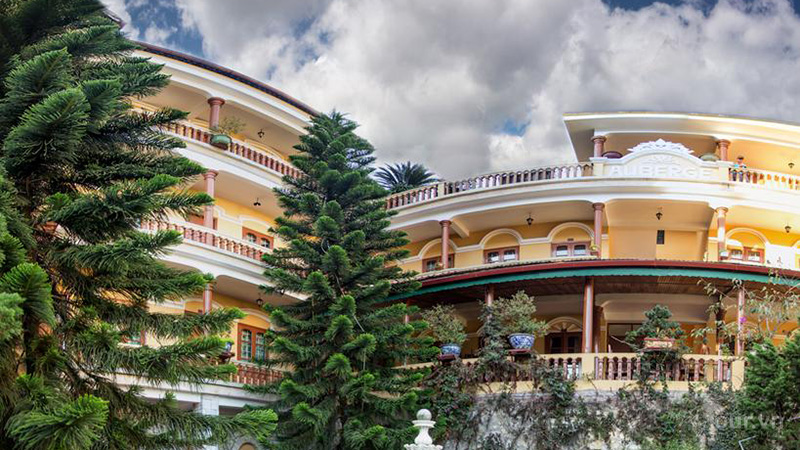 Khách Sạn Auberge Dang Trung