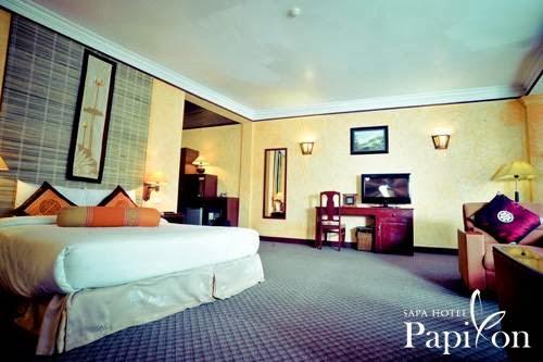 Khách sạn Papillon Sapa