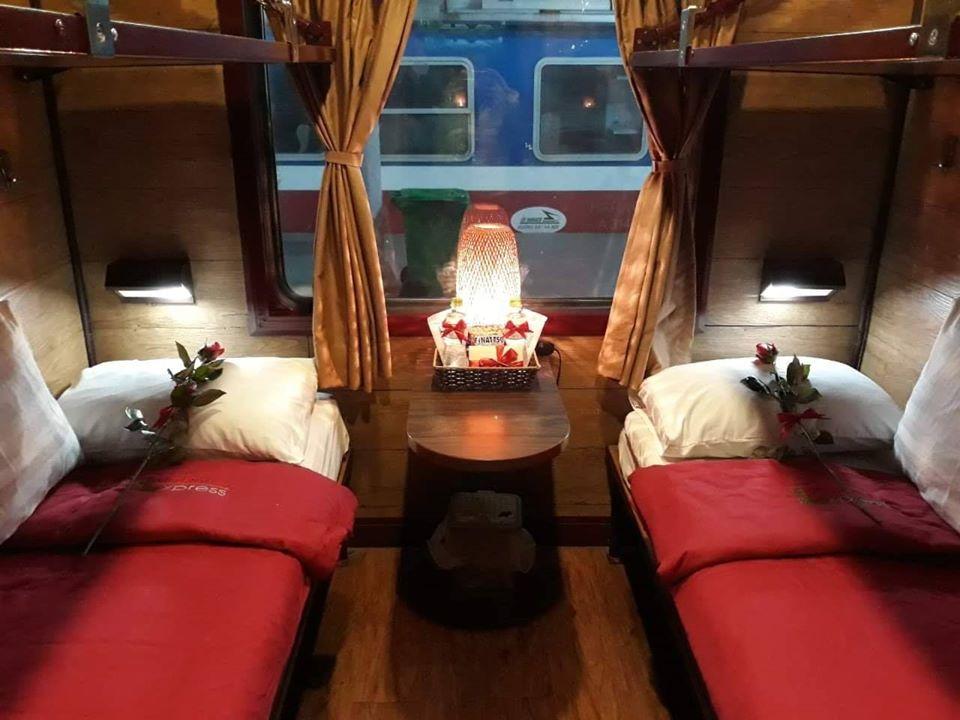 Phòng 2 giường Vip Cabin
