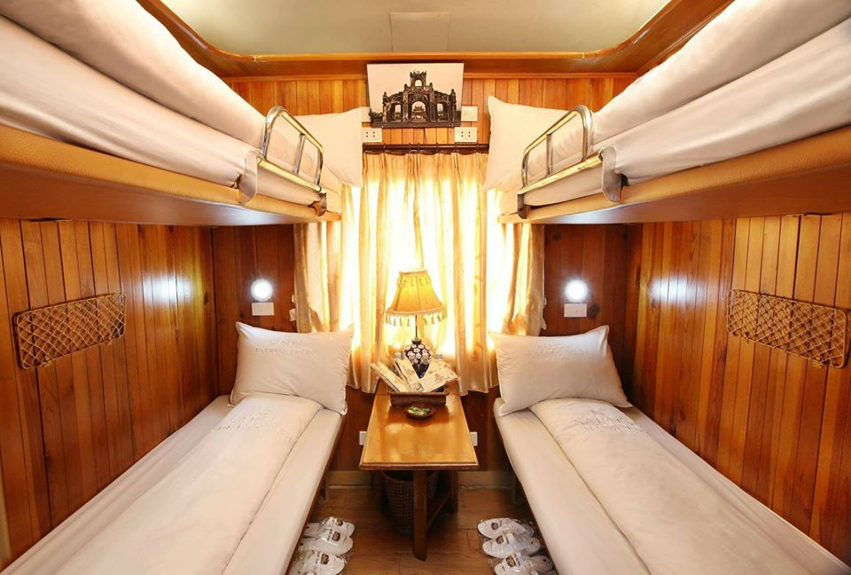 Phòng 4 giường -  Vip Deluxe Cabin