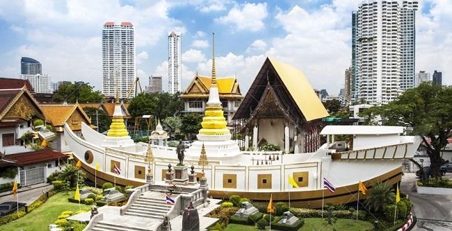 Thái Lan 4N3Đ Vjetjet