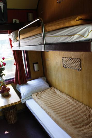 Cabin 4 giường điều hòa ốp gỗ - 3