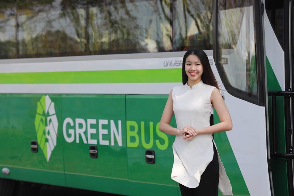 XE ĐI SAPA - GREEN BUS
