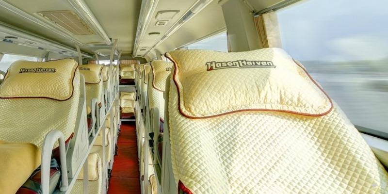 Nội thất xe giường đơn