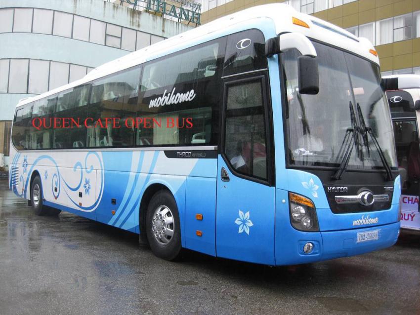 Xe đi Sapa - Queen Bus