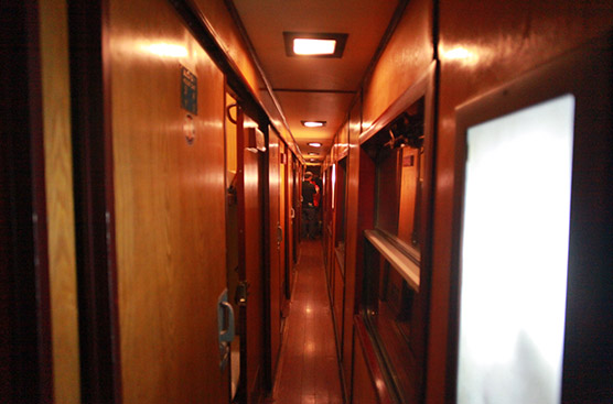 Cabin 4 giường điều hòa ốp gỗ - 1